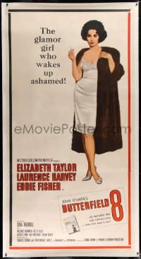 2a030 BUTTERFIELD 8 linen 3sh 1960 call girl Elizabeth Taylor is most desirable & easiest to find!