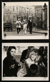 3g1102 ABSOLUTE BEGINNERS 3 8x10 stills 1986 David Bowie stars, Patsy Kensit, musical!