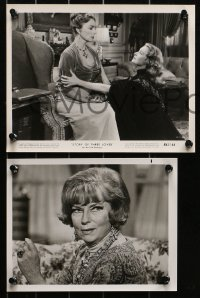 3g0921 AGNES MOOREHEAD 12 from 7.25x9.25 to 8x10 stills 1940s-1960s star from a variety of roles!