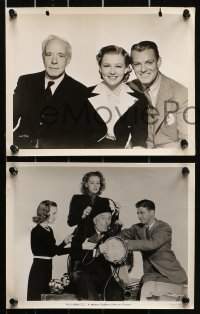 3g1039 ANN MORRISS 5 8x10 stills 1930s-1940s cool portraits of the star from a variety of roles!