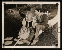 3g1105 BABES IN TOYLAND 3 8x10 stills 1934 great images of pretty Charlotte Henry, Felix Knight!