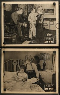 3g0595 ANY WIFE 3 LCs 1922 Pearl White is a discontented housewife contemplating an affair!