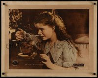 8d0035 MOTHER & THE LAW 1/2sh 1919 D.W. Griffith re-edited from Intolerance, Mae Marsh, ultra rare!