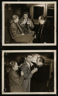 8g0033 KISS THE BLOOD OFF MY HANDS 21 8x10 stills 1948 Burt Lancaster, Joan Fontaine, film noir!