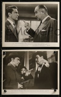 8g0014 NEW YORK CONFIDENTIAL 28 8x10 stills 1955 Broderick Crawford, Richard Conte, Marilyn Maxwell!