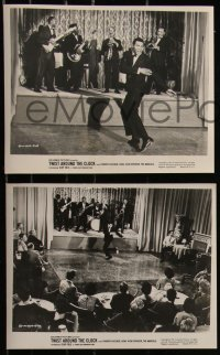 8g0030 TWIST AROUND THE CLOCK 22 8x10 stills 1962 great images from the first Twist movie!