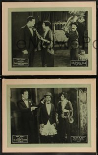 8g1017 PLUMBER'S DAUGHTER 4 LCs 1925 Alice Day in the title role as Alice Fawcett, ultra rare!