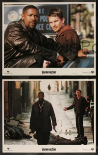 8g1025 TRAINING DAY 4 LCs 2001 Best Actor Denzel Washington, Ethan Hawke, Antoine Fuqua!