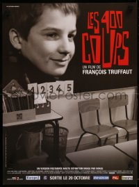 8j0054 400 BLOWS advance French 16x21 R2004 Truffaut, Les quatre cents coups, Jean-Pierre Leaud!