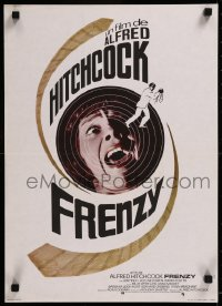 8j0076 FRENZY French 15x21 1972 Anthony Shaffer, Alfred Hitchcock's shocking masterpiece!