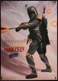 8p0183 EMPIRE STRIKES BACK 20x28 commercial poster 1980 full-length Boba Fett!