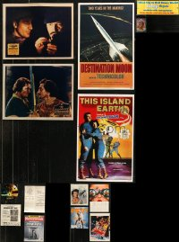 8s0038 LOT OF 14 MISCELLANEOUS ITEMS 1980s-2000s great images from a variety of different movies!