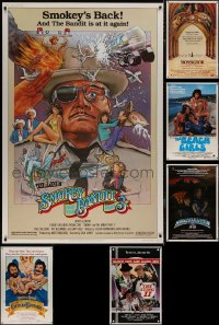 8s0010 LOT OF 6 1980S 40X60S 1980s great images from a variety of different movies!