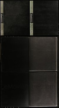 8s0036 LOT OF 2 ITOYA 14X17 ART PORTFOLIOS 1990s you can store your items in them!