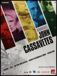 8t0944 HOMMAGE JOHN CASSAVETES French 1p 2000s Shadows, Faces, Killing of a Chinese Bookie & more!