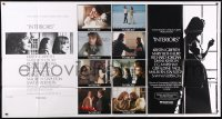 8t0006 INTERIORS int'l 1-stop poster 1978 different Diane Keaton image, Woody Allen