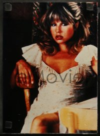 8w0027 BUTTERFLY 12 color Dutch 7.75x11 stills 1982 Pia Zadora in her very first adult role w/ Keach!