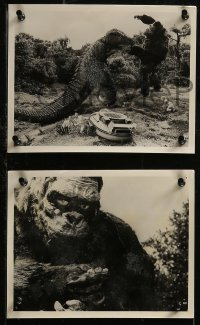 8w0002 KING KONG ESCAPES 10 8x10 Japanese export stills 1968 Ishiro Honda's Kingukongu no Gyakushu,