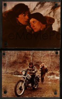 8w0023 US TWO 17 color Dutch 9.5x11.75 stills 1979 Claude Lelouch & sexy Catherine Deneuve!