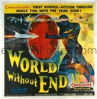 WORLD WITHOUT END ('56) 6sh