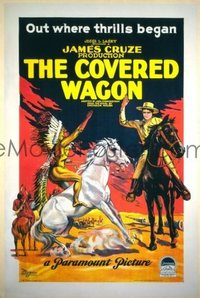 049 COVERED WAGON linen 1sheet