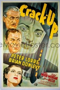 024 CRACK-UP ('36) paperbacked 1sheet