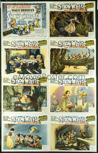 032 SNOW WHITE & THE SEVEN DWARFS LC