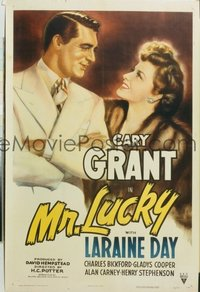 MR. LUCKY 1sheet