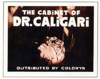 034 CABINET OF DR CALIGARI ('21) LC