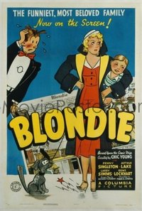 673 BLONDIE 1sheet