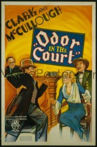 ODOR IN THE COURT 1sheet