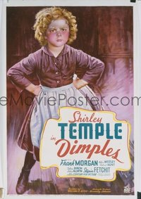 376 DIMPLES paperbacked 1sheet