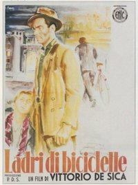 710 BICYCLE THIEF linen Italian 2p