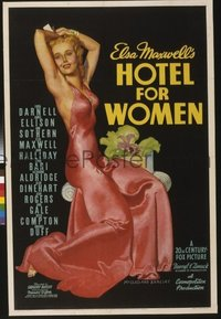 082 HOTEL FOR WOMEN linen 1sheet
