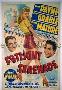 088 FOOTLIGHT SERENADE linen 1sheet