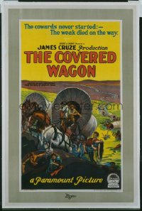 COVERED WAGON 1sheet