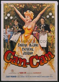 CAN-CAN Spanish