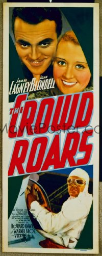 008 CROWD ROARS ('32) insert 1932