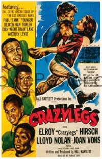 201 CRAZYLEGS 1sheet 1953