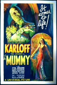 MUMMY ('32) 1sheet