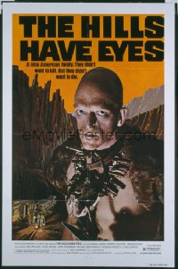 HILLS HAVE EYES ('78) 1sheet