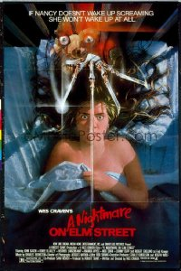 NIGHTMARE ON ELM STREET 1sheet