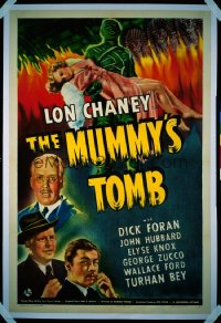 MUMMY'S TOMB 1sheet