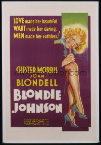 BLONDIE JOHNSON 1sheet