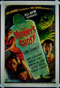 MUMMY'S GHOST 1sheet