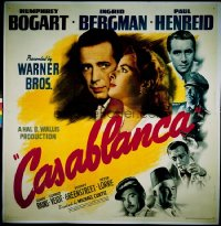 CASABLANCA six-sheet