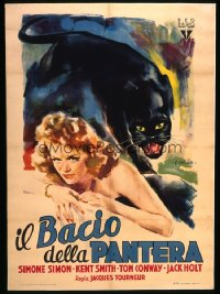 CAT PEOPLE ('42) Italian