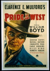 PRIDE OF THE WEST 1sheet