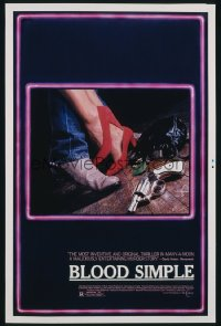 BLOOD SIMPLE 1sheet