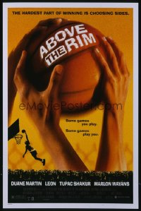 103 ABOVE THE RIM 1sheet 1994
